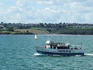 A Brixham Ferry to Torquay