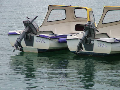Dartmouth Pleasure boat hire