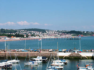 Paignton Harbour and Pier