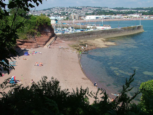 Fairy Cove, Paignton