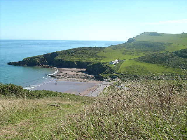 Man Sands, near Brixham