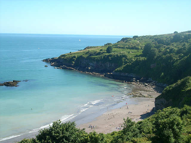 St Marys Bay in Brixham