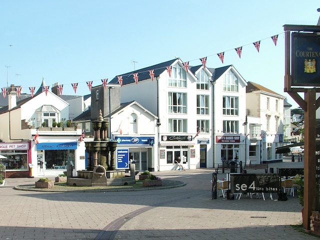 Shops in Teignmouth