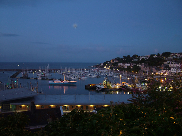 Brixham on an Evening