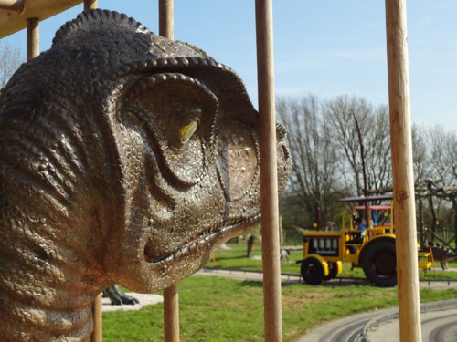 The Dinosaur Farm